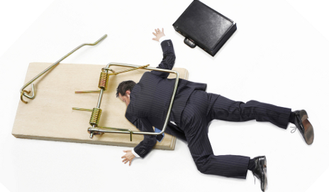 الخطايا السبع الإدارية – كيف تهدم شركتك في سبعخطوات؟